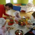 """foto: """"Kulinarne potyczki"""" - rodzinny konkurs w Przedszkolu nr 3 - DSCN2519 150x150"""