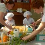 """foto: """"Kulinarne potyczki"""" - rodzinny konkurs w Przedszkolu nr 3 - DSCN2565 150x150"""