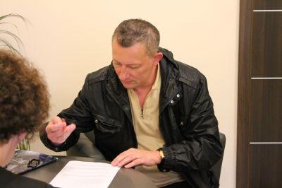 Podpisanie umowy - sklepy Gama