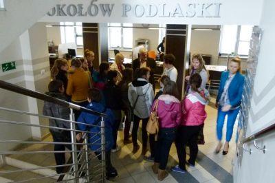 Goście z Łotwy w Urzędzie Miasta