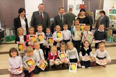Nagrodzone przedszkolaki