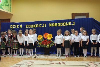 Przedszkolaki na uroczystej gali