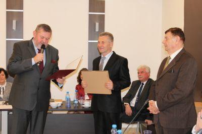Burmistrz Miasta składa podziękowania radnym