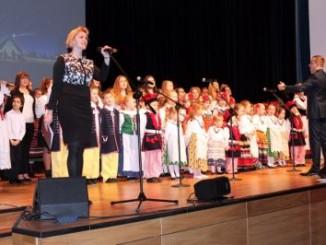 Artyści podczas występu