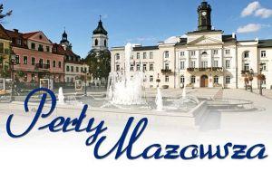 Perły Mazowsza - plakat