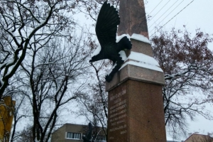 Pomnik ks. Brzóski