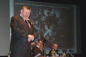 Burmistrz Bogusław Karakula