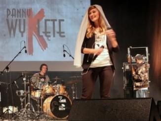 Kadr z występu