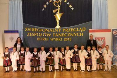Przedszkolaki na konkursie
