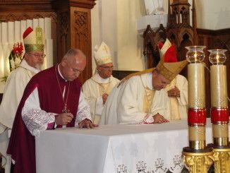 Uroczysta msza święta