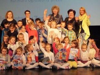 Przedszkolaki z Marią Koc