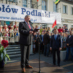 foto: Prezydent Andrzej Duda w Sokołowie - 6T6A0171 150x150