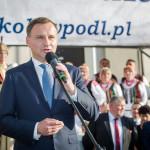 foto: Prezydent Andrzej Duda w Sokołowie - 6T6A0213 150x150