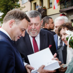 foto: Prezydent Andrzej Duda w Sokołowie - 6T6A0388 150x150