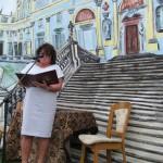 foto: Narodowe Czytanie na Szewskim Rynku - IMG 4780 150x150
