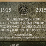 foto: Uroczysty apel w 100-lecie sokołowskiego harcerstwa - 6T6A4270 150x150
