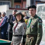 foto: Uroczysty apel w 100-lecie sokołowskiego harcerstwa - 6T6A4421 150x150