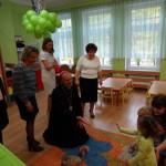 foto: Wizyta Biskupa Tadeusza Pikusa w Miejskim Przedszkolu nr 3 oraz Żłobku Miejskim w Sokołowie Podlaskim - DSC00402 150x150