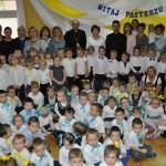 foto: Wizyta Biskupa Tadeusza Pikusa w Miejskim Przedszkolu nr 3 oraz Żłobku Miejskim w Sokołowie Podlaskim - DSC 9073 150x150
