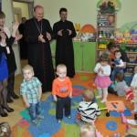 foto: Wizyta Biskupa Tadeusza Pikusa w Miejskim Przedszkolu nr 3 oraz Żłobku Miejskim w Sokołowie Podlaskim - DSC 9214 150x150