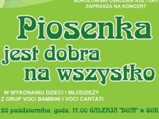 Plakat informacyjny