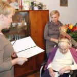 foto: 100 urodziny mieszkanki Sokołowa - MG 3533 150x150