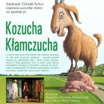 """foto: Bajkowa Niedziela w SOK: """"Kozucha Kłamczucha"""" - plakat bajkowa niedziela 2 150x150"""