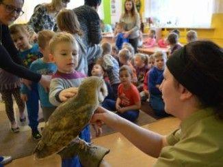 Przedszkolaki z sową
