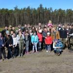foto: Leśna Kraina sadzi las z harcerzami - 13 150x150
