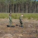 foto: Leśna Kraina sadzi las z harcerzami - 9 150x150