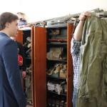 foto: Praktyki językowe młodzieży z Dubna w sokołowskich szkołach - MG 4270 150x150
