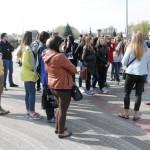 foto: Praktyki językowe młodzieży z Dubna w sokołowskich szkołach - MG 4736 150x150