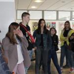 foto: Praktyki językowe młodzieży z Dubna w sokołowskich szkołach - MG 4749 150x150