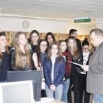 foto: Praktyki językowe młodzieży z Dubna w sokołowskich szkołach - MG 4761 150x150