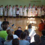 foto: Występy zespołów folklorystycznych w sokołowskich szkołach - DSC 1684 150x150