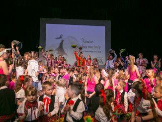 Uczestnicy Święta Tańca