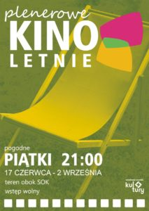 09 - Kino letnie 2016 - plakat