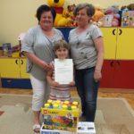 foto: Przedszkolak z MP2  laureatem konkursu MINISTERSTWA ZDROWIA - DSCF8925 150x150