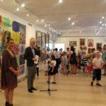 foto: Otwarcie wystawy prac Koła Plastycznego SOK - IMG 2402 150x150