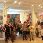 foto: Otwarcie wystawy prac Koła Plastycznego SOK - IMG 2518 150x150