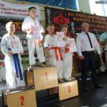 foto: Sokołowscy zawodnicy na podium w Ostrowi Mazowieckiej - IMG 3268 150x150