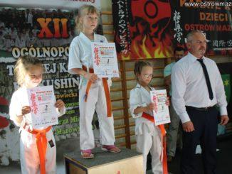 Sokołowscy karatecy