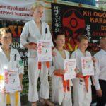 foto: Sokołowscy zawodnicy na podium w Ostrowi Mazowieckiej - IMG 3314 150x150