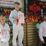 foto: Sokołowscy zawodnicy na podium w Ostrowi Mazowieckiej - IMG 3376 150x150