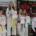 foto: Sokołowscy zawodnicy na podium w Ostrowi Mazowieckiej - IMG 3424 150x150