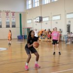 foto: Amerykańskie koszykarki w Sokołowie - DSC 1026 150x150