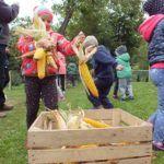 foto: Pożegnanie lata i powitanie jesieni w przedszkolu nr2 - DSCF3038 150x150