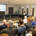 foto: Konsultacje społeczne w sprawie Gminnego Programu Rewitalizacji - MG 7237 150x150