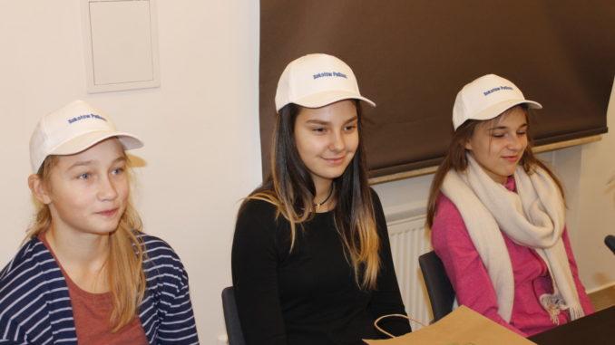 Uczniowie z Jekabpils