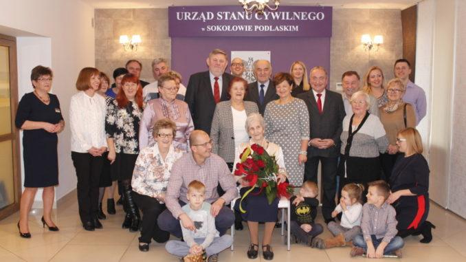 Urodziny pani Lucyny Stelmaszczuk